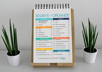 30 day decluttering challenge barbados