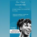 Accounts Clerk, Barbados, Jobs