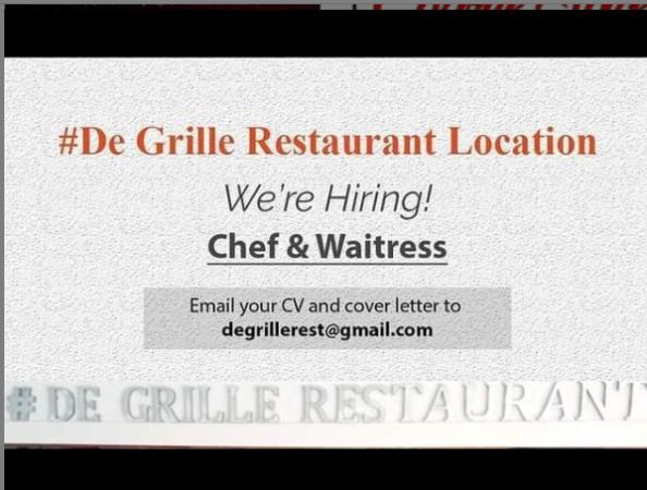 Chef, Barbados, Jobs
