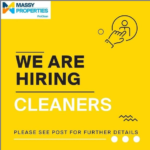 Cleaners, Barbados, Jobs