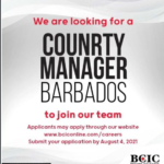 Country Manager, Jobs, Barbados