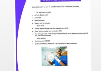 Dental Assistant, Barbados, Jobs