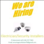 Electrician Security Installer, Jobs, Barbados