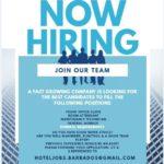 Hotels, Barbados, Jobs