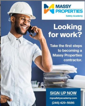 Massy Properties, Contractor, Barbados, Jobs