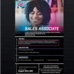 Sales Associate, Barbados, Jobs