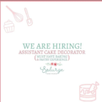 Assistant Cake Decorator, Barbados, Jobs