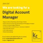 Digital Account Manager Job Barbados