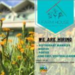 Restaurant Manager, Waiter, Porter, Line Chef, Station Leader, Barbados, Jobs