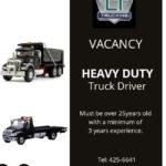 Truck Driver, Barbados, Jobs