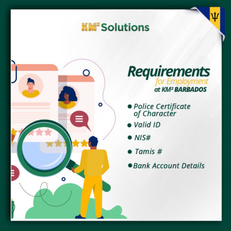 KM2 Solutions jobs in Barbados