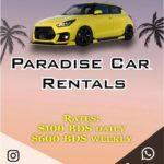 Paradise Car Rentals, Barbados