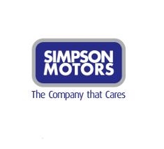Simpson Motors Logo