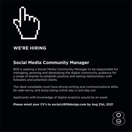 Social Media Community Manager, Barbados, Jobs