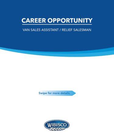 Van Sales Assistant Job Barbados