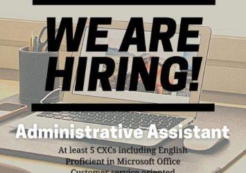 Job posting in Barbados