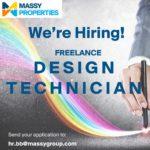 design technician job in Barbados
