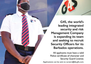 security officer job barbados