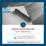 Group Comptroller job in Barbados