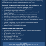 Network Support Specialist job in Barbados