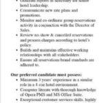 Reservations Manager job at Radisson Barbados