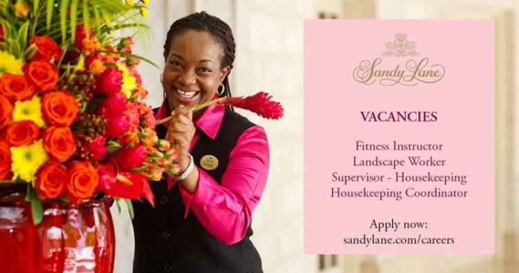 Hotel jobs in Barbados