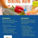 Merchandiser and Door Monitors job posting in Barbados