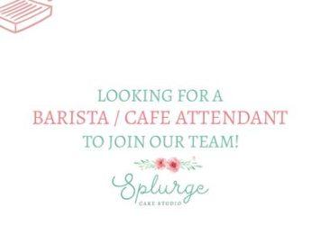 barista/cafe attendant