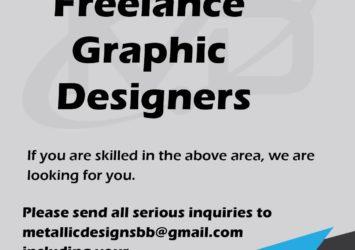 graphic design job barbados