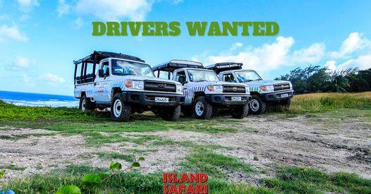 driver job barbados