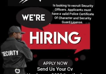 security job barbados